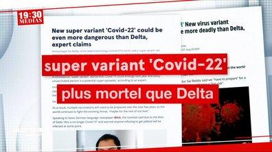 """Covid-22 : le """"variant porn"""" qui joue à nous faire peur"""