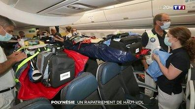 Covid : transfert exceptionnel de 8 patients en réanimation de Polynésie vers la métropole
