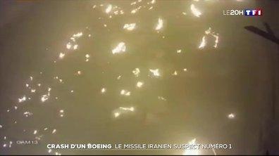 Crash d'un Boeing ukrainien en Iran : des vidéos troublantes en cours d'analyse