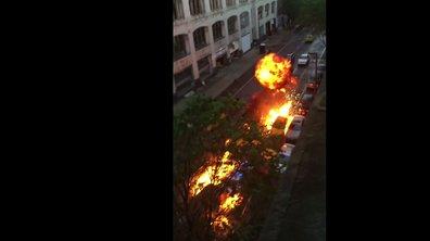 Insolite : Explosion de 4 voitures sur le tournage de Fast & Furious 8