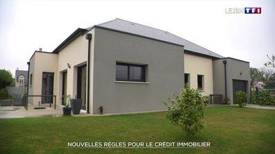 Crédit immobilier : de nouvelles contraintes à partir du 1er janvier 2022