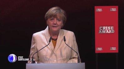Angela Merkel vous présente…Les Crise Awards !