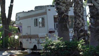Crise du logement en Californie : des milliers de salariés à la rue