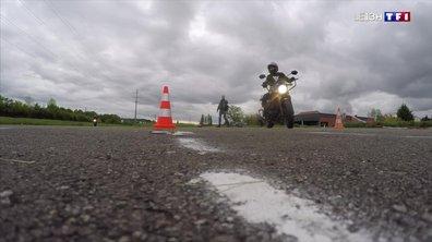 Crise sanitaire : de plus en plus de Français passent leur permis moto