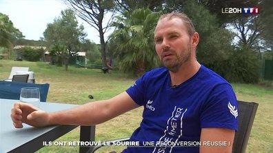 Crise sanitaire : Romain ne regrette pas de s'être reconverti en pisciniste