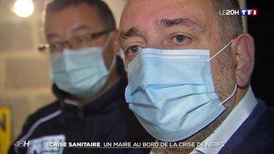 Crise sanitaire : un maire en première ligne