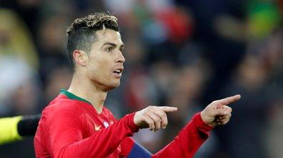 Portugal / Ronaldo en chef de meute, Eder et Nani font les frais du renouveau