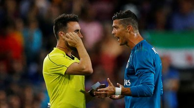 "Liga - Real Madrid : Ronaldo réagit à sa suspension définitive de cinq matches : ""C'est une injustice"""