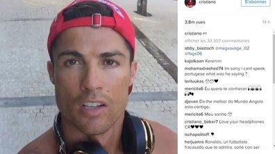 Cristiano Ronaldo va bien et reviendra « plus fort »