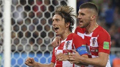 Croatie-Nigeria (2-0) : le match en un coup d'œil