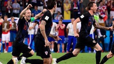 Russie-Croatie (2-2, 3-4 t.a.b.) : le match en un coup d'œil