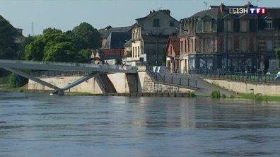 Crue de l'Aisne à Soissons : la crainte d'importantes inondations