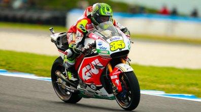 MotoGP - GP d'Australie 2016 : Marquez au tapis, Crutchlow s'offre sa 2e victoire de la saison