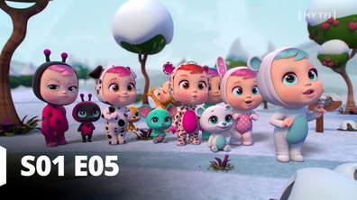 Cry Babies Magic Tears - S01 E05 - Une journée sous la neige