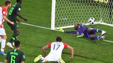Croatie – Nigeria : les Super Eagles concèdent un CSC