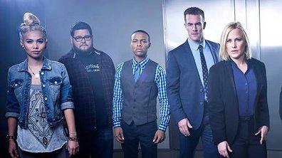 """Les Experts annonce son nouveau spin-off """"CSI Cyber"""" avec Patricia Arquette et James Van der Beek le mercredi 11 mars sur TF1"""