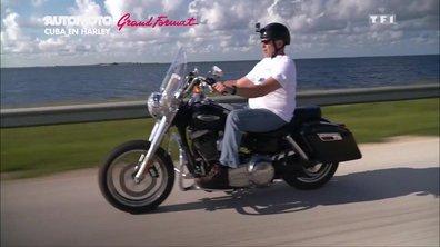 Grand Format : Cuba en Harley avec Ernesto Guevara