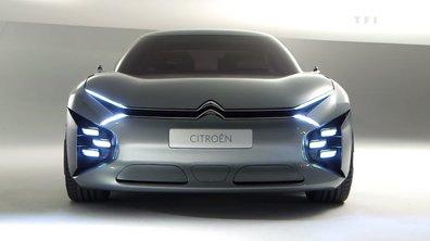 Teaser : la Citroën CXperience Concept dans Automoto !