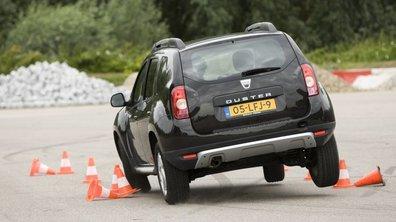 Test : Le Dacia Duster jugé dangereux, l'ESP en série pour 2011