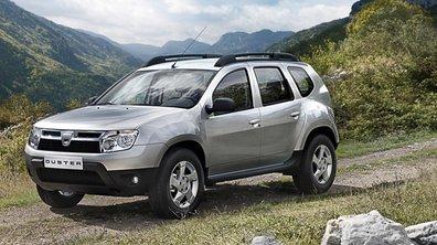 Voici le Dacia Duster : Arrivée prévue au printemps 2010