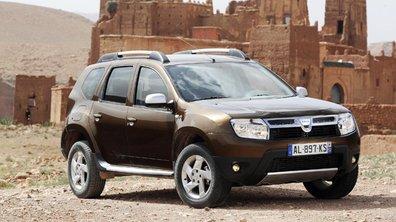 Très bon démarrage du Dacia Duster, déjà 10.000 commandes