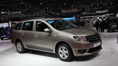 Dacia Logan MCV 2013 : prix à partir de 8.990 euros