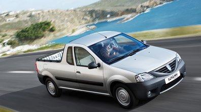 Dacia Logan van et pick-up