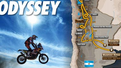 Dakar 2016 : De l'Argentine à la Bolivie, le parcours enfin dévoilé