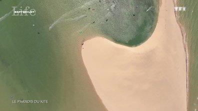 Dakhla, le paradis du kitesurf