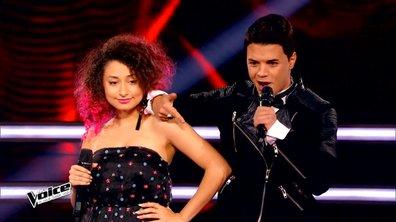 The Voice 4 - BATTLES : Mika dit oui à Yann'Sine Jebli, Dalia volée par Florent Pagny