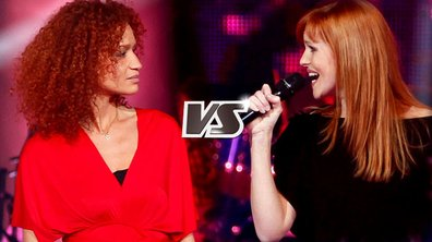 Dalila & Lise Darly - Total Eclipse of the Heart (Bonnie Tyler) (saison 01)
