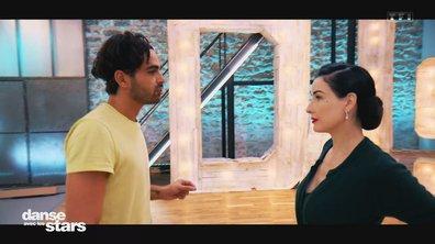 DALS 2021 – Répétitions – Dita Von Teese et Christophe Licata : quand Dita n'aime pas, ça se voit