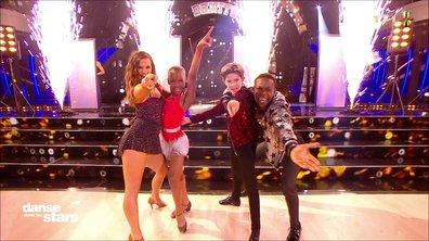 DALS - Azize Diabaté, Denitsa Ikonomova, Dayana et Mica - Samba - Jackson 5 (ABC)