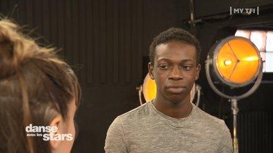 DALS – Azize Diabaté rend hommage à sa maman