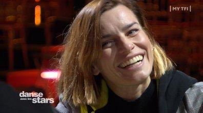 DALS FINALE : Fauve Hautot émue par la jolie confidence de Sami El Gueddari