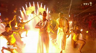 DALS - Moundir et Katrina Patchett – Samba – Aladdin