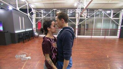 #DALS Répétitions : Alizée et Grégoire racontent  leur histoire