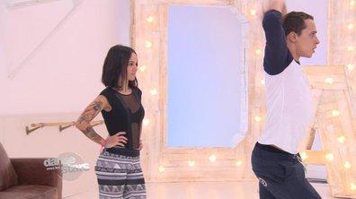 #DALS Répétitions : Alizée « ne me regarde pas comme ça…c'est pour ton bien »
