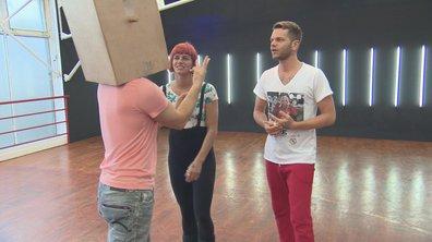 #DALS répétitions : Fauve et Keen'V : un robot pour une salsa !