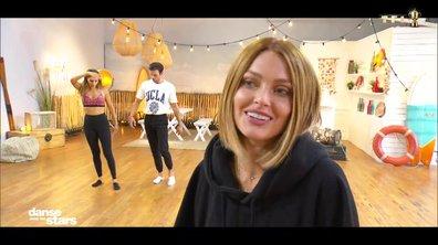 DALS - Répétitions : Hugo Philip va danser avec Caroline Receveur
