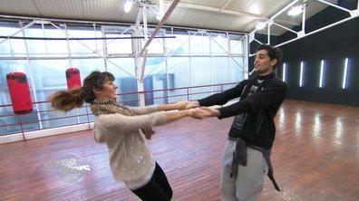 #DALS Répétitions : Laetitia Milot , Christophe Licata revient dans la danse…