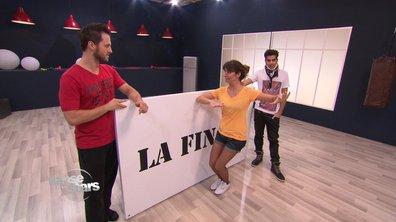 #DALS Répétitions : Laetitia Milot défonce la porte de la finale