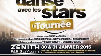 Danse avec les Stars - La Tournée : Coup d'envoi le 20 décembre 2014 à Nantes !