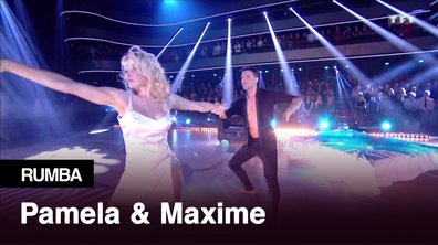 Pamela Anderson et Maxime Dereymez | You can leave your hat on | Rumba