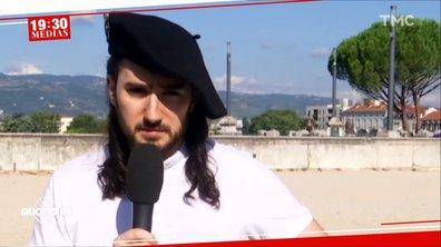 Damien Tarel : polémique après l'interview du gifleur d'Emmanuel Macron sur BFMTV