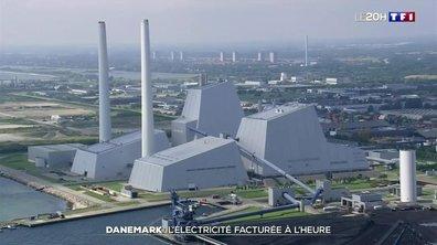 Danemark : l'électricité facturée à l'heure