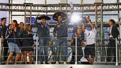 F1 - GP du Mexique : Ricciardo, Vettel, Verstappen, ou le grand n'importe quoi de l'après-course