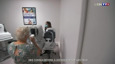 Dans l'Aisne, les consultations d'ophtalmologie peuvent désormais se faire à distance
