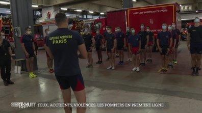 Dans la réalité des pompiers de Paris