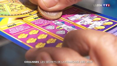 Dans les coulisses de la Française des jeux